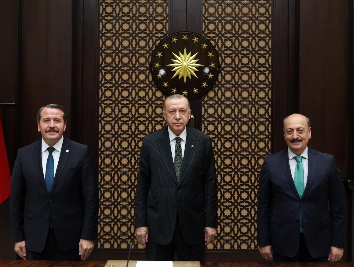 Cumhurbaşkanı Erdoğan dan 3600 ek gösterge talimatı #1