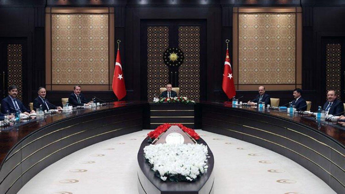 Cumhurbaşkanı Erdoğan dan 3600 ek gösterge talimatı #2
