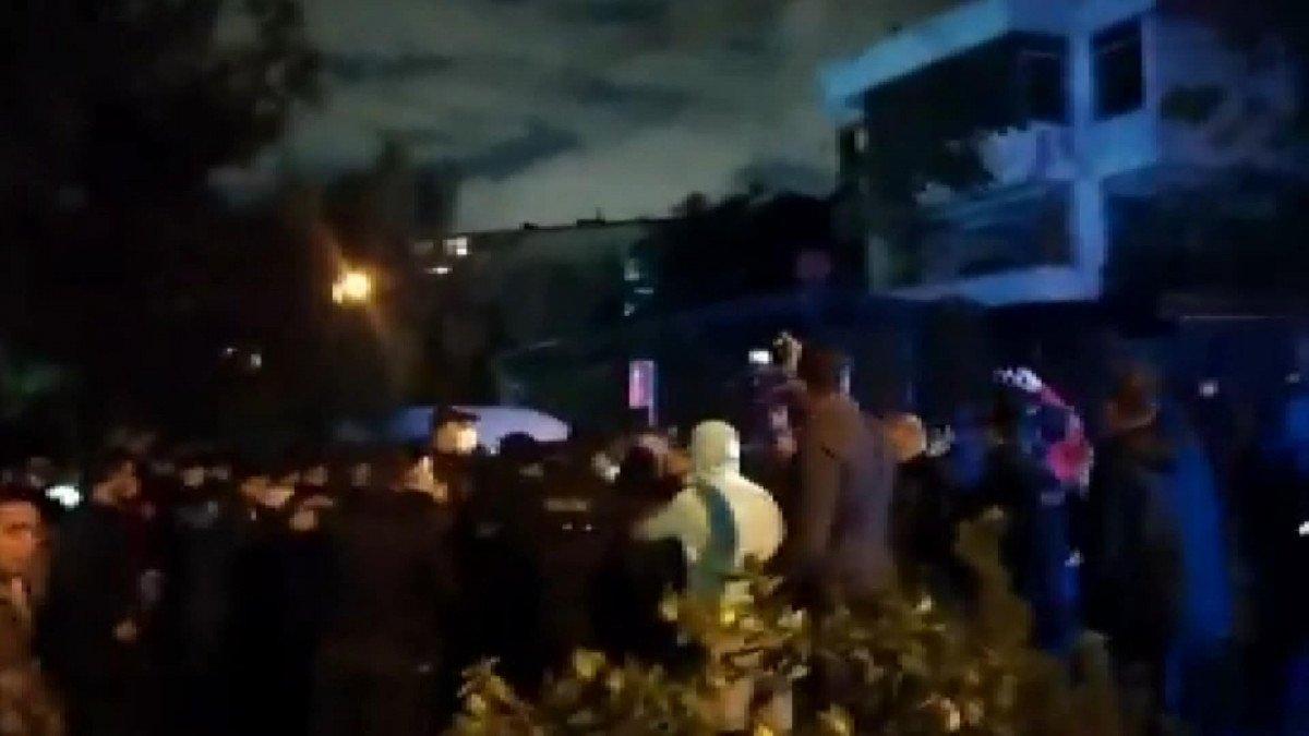Boğaziçi Üniversitesi nde 10 kişi gözaltına alındı #7