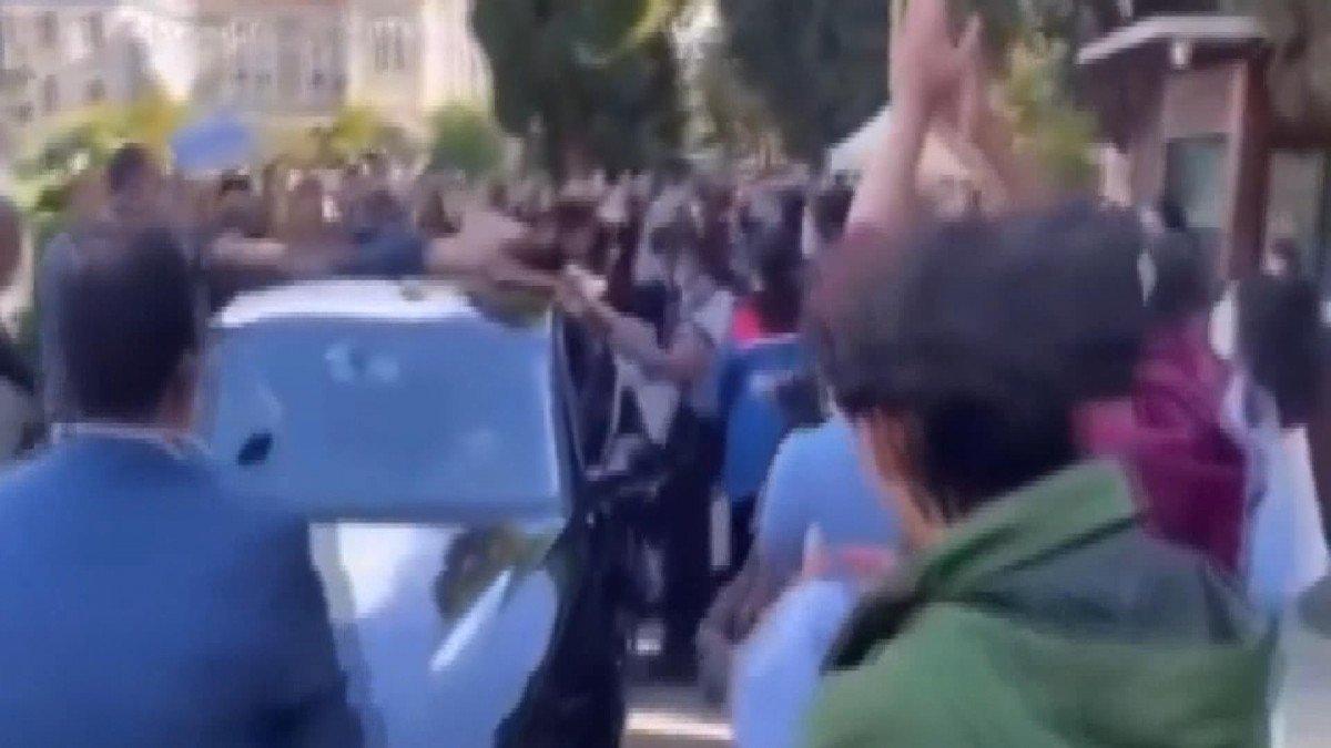 Boğaziçi Üniversitesi nde 10 kişi gözaltına alındı #5
