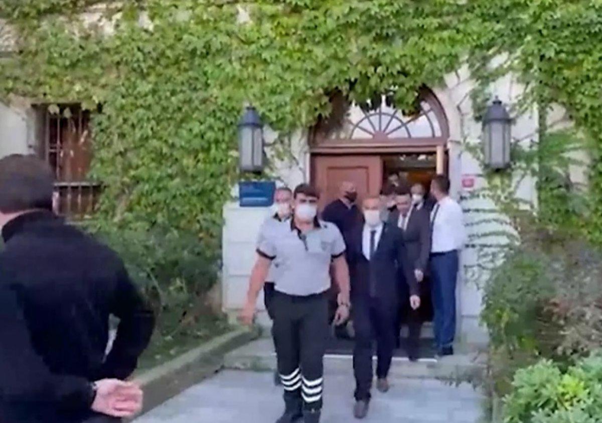 Boğaziçi Üniversitesi nde 10 kişi gözaltına alındı #2