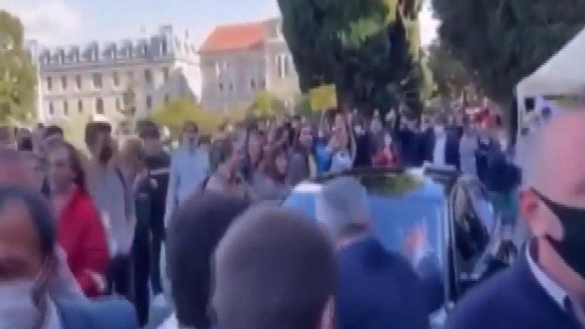 Boğaziçi Üniversitesi nde 10 kişi gözaltına alındı #3
