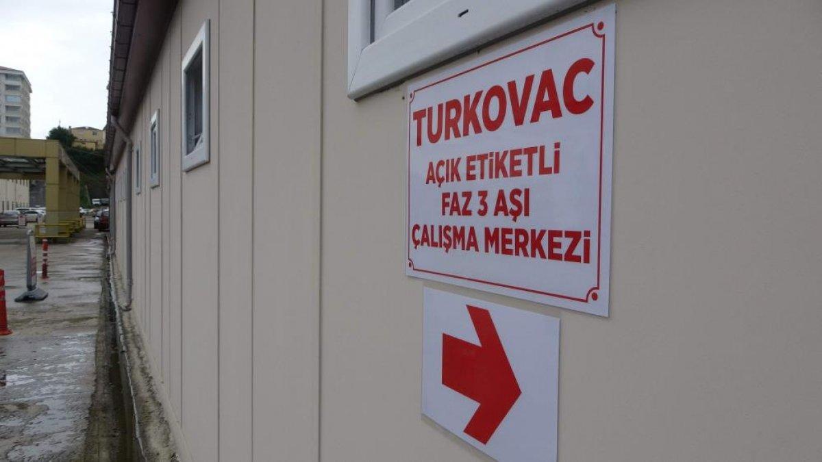 Turkovac aşısının Faz-3 çalışması Trabzon da başlıyor #2