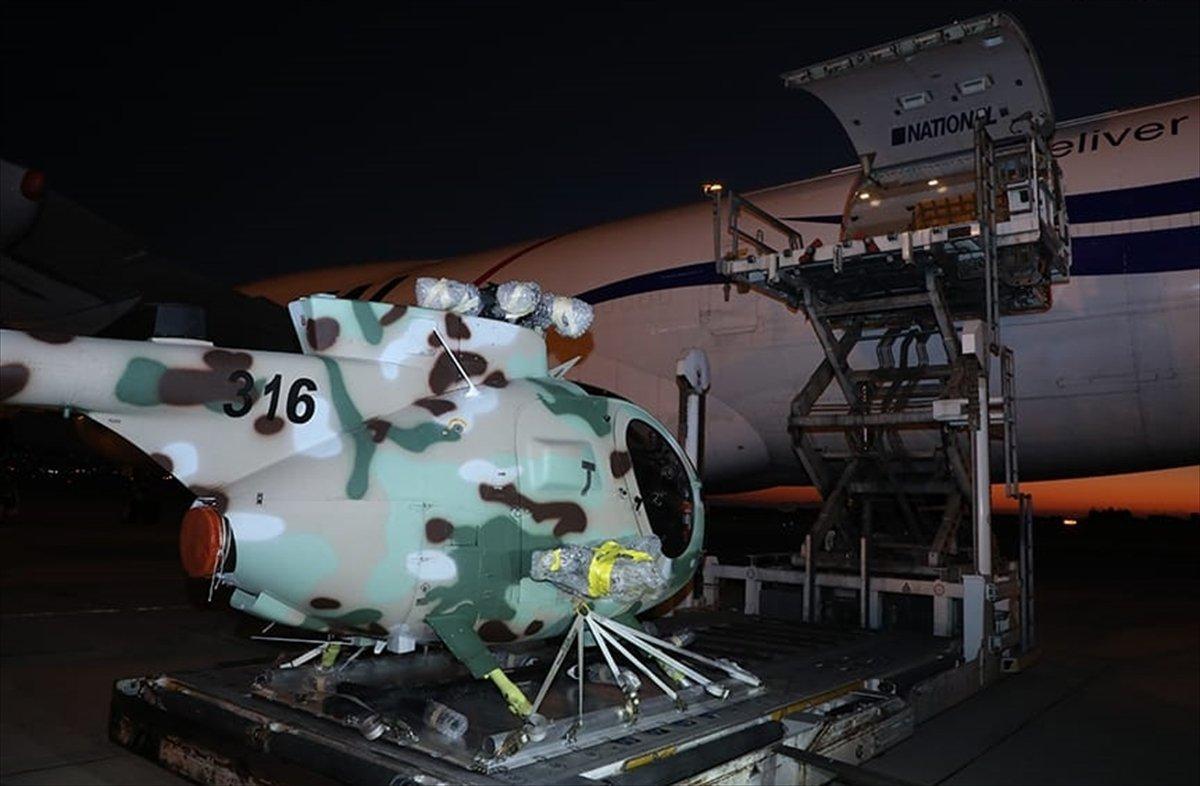 Lübnan ordusuna ABD den ikinci kez helikopter hibe edildi  #6