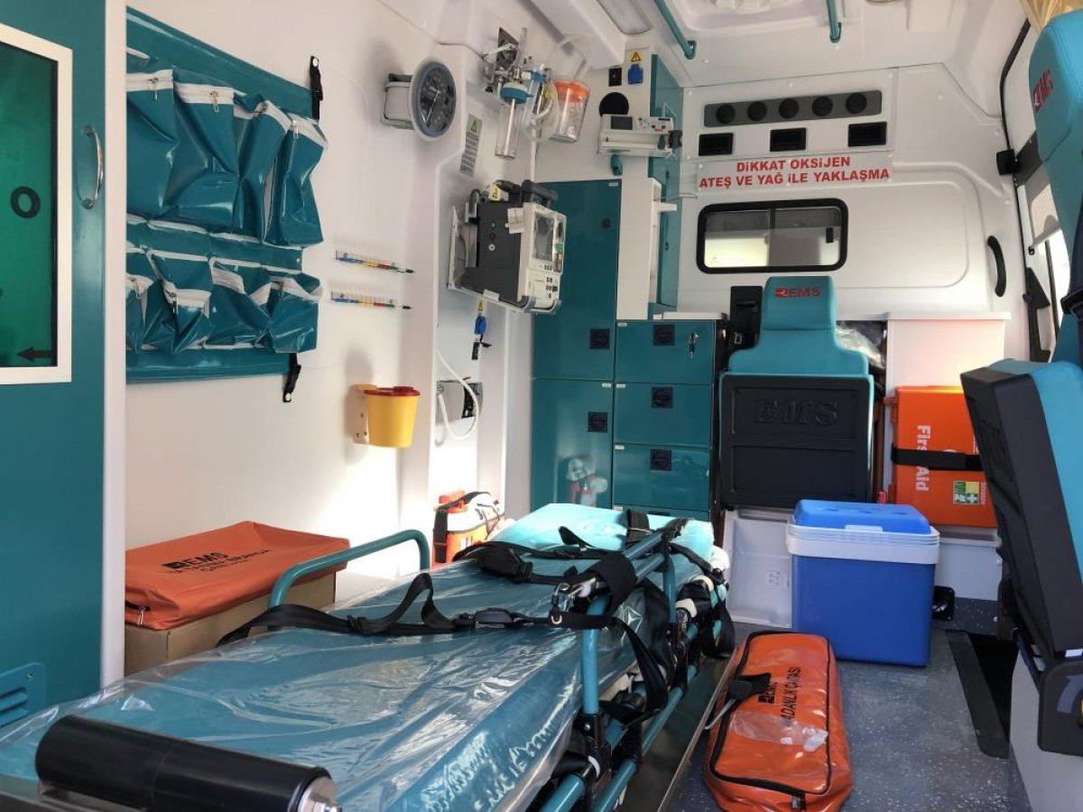 Denizli de ölmeden önce eşine vasiyet etti: Ambulans alıp devlete bağışla #3