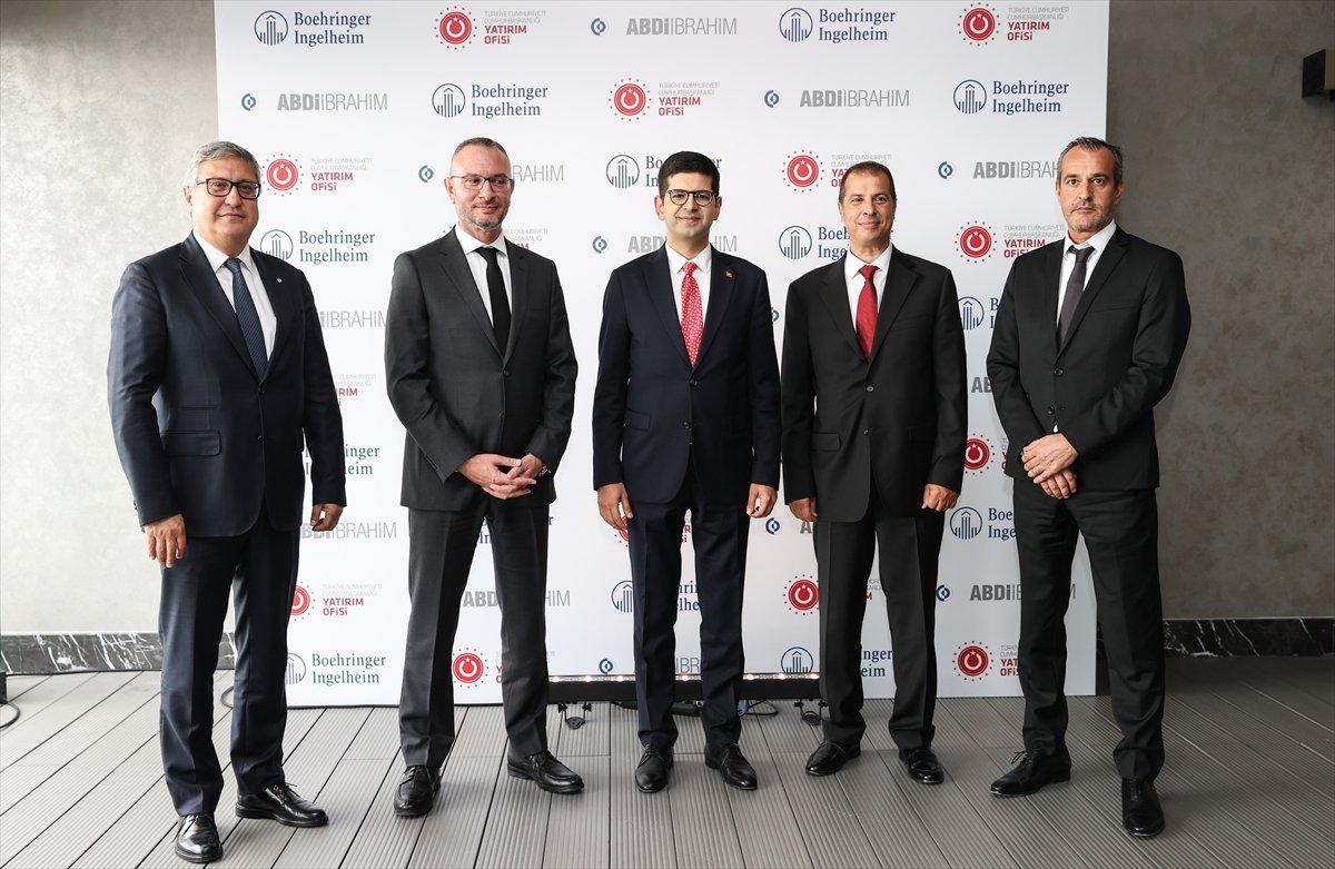 İlaç firması Boehringer Ingelheim'dan Türkiye yatırımı #1