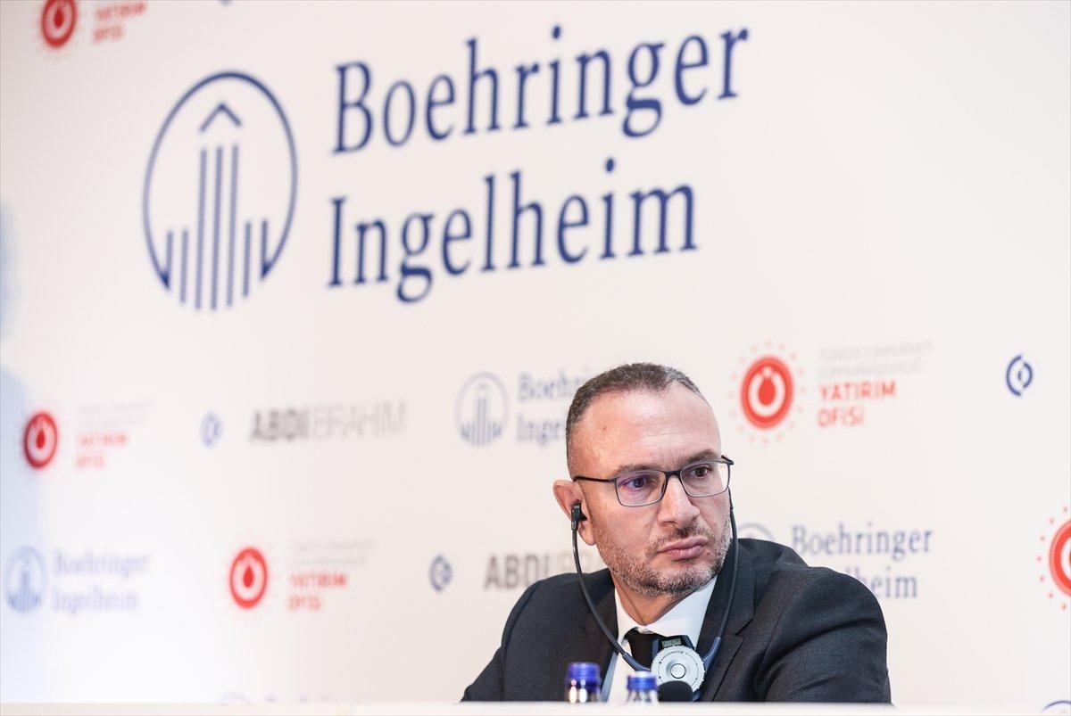 İlaç firması Boehringer Ingelheim'dan Türkiye yatırımı #5