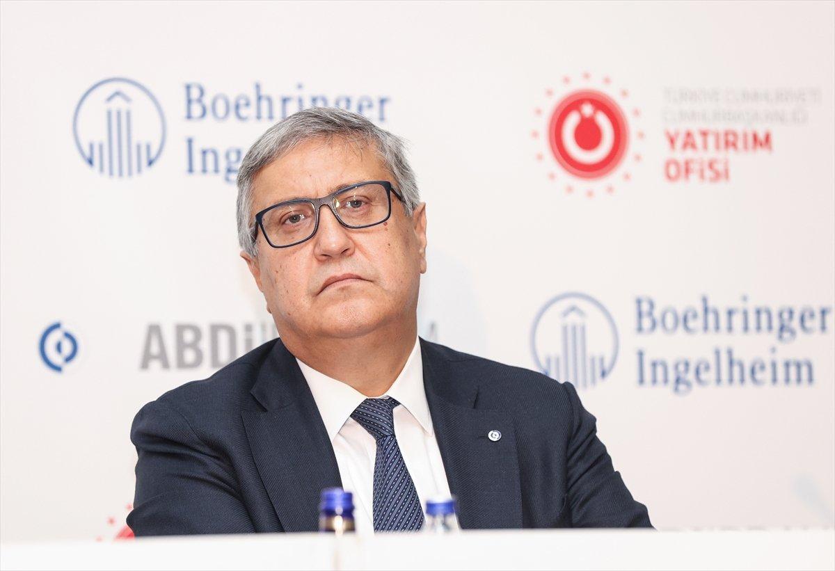 İlaç firması Boehringer Ingelheim'dan Türkiye yatırımı #3