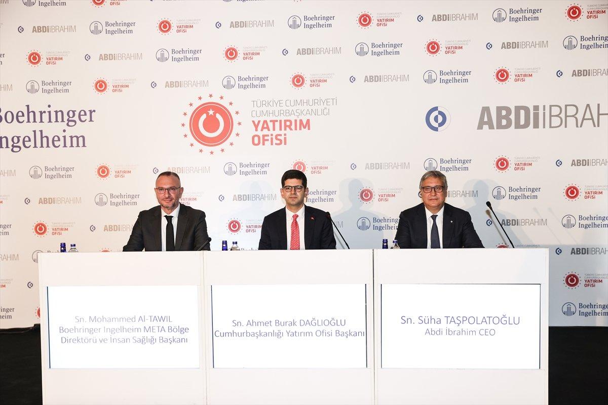 İlaç firması Boehringer Ingelheim'dan Türkiye yatırımı #2