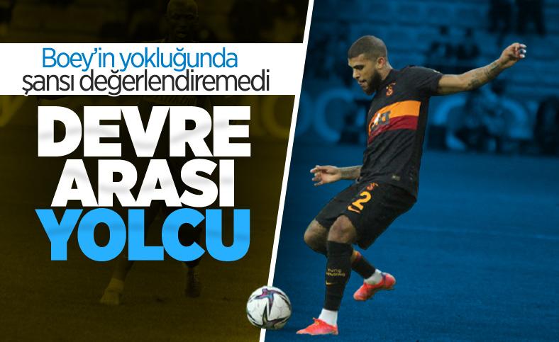 Galatasaray, Yedlin'le yollarını ayırıyor