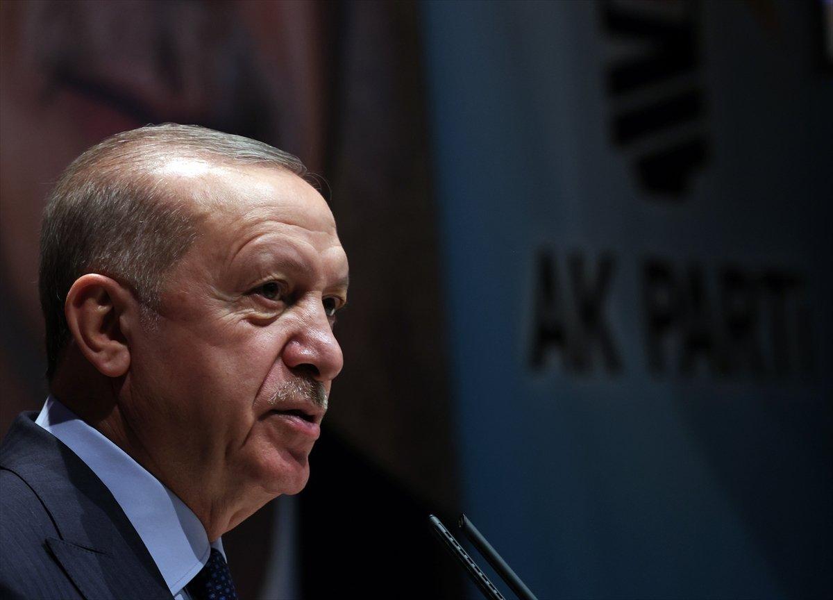 Cumhurbaşkanı Erdoğan, 3600 ek gösterge için tarih verdi #1