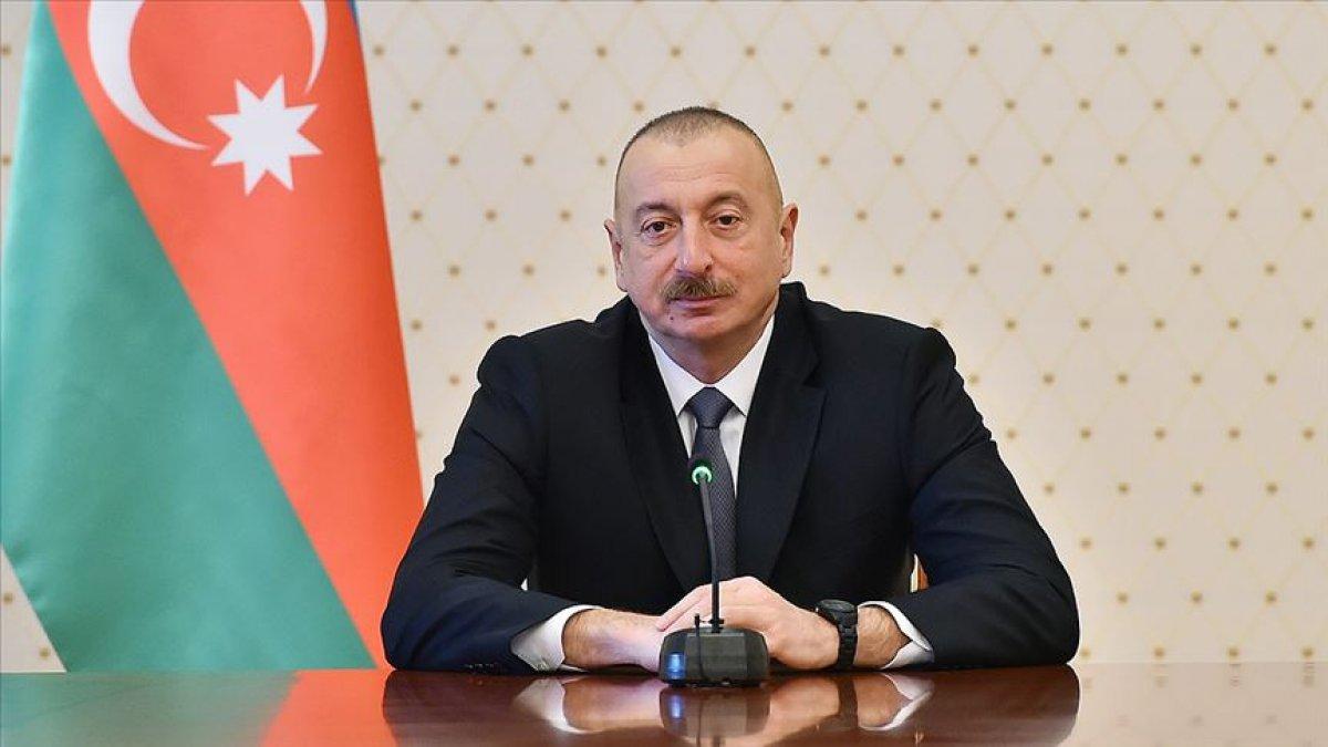 İlham Aliyev: Ermenistan la ilişkiler kurmak istiyoruz #1