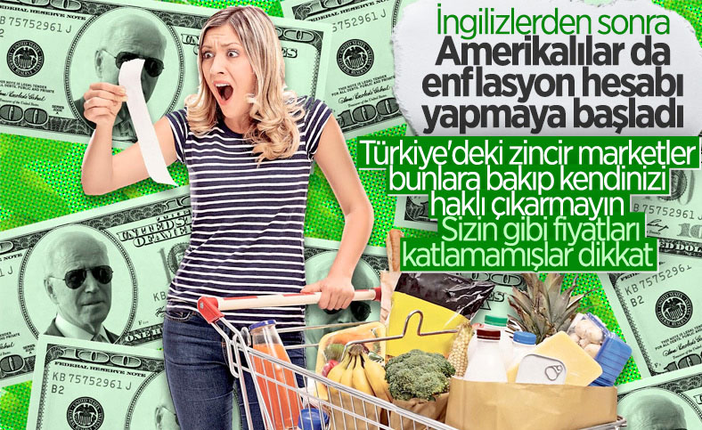 ABD'de halk, enflasyon hesabı yapmaya başladı