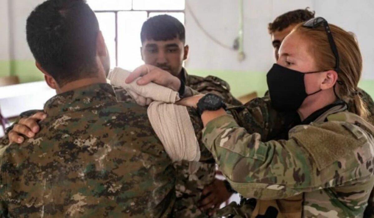 ABD Suriye de 26 bin teröriste eğitim verdi #1