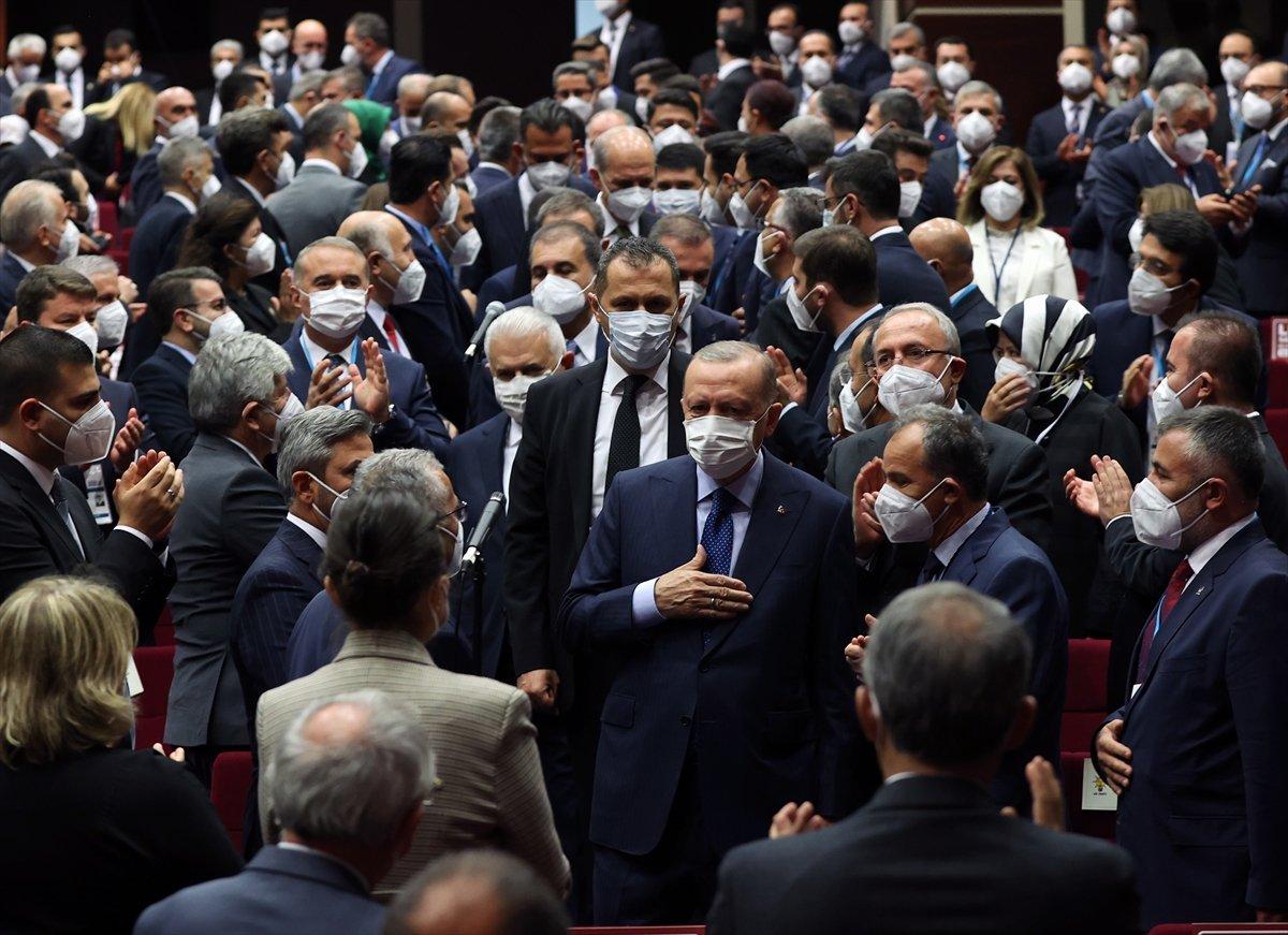 Cumhurbaşkanı Erdoğan, 3600 ek gösterge için tarih verdi #3