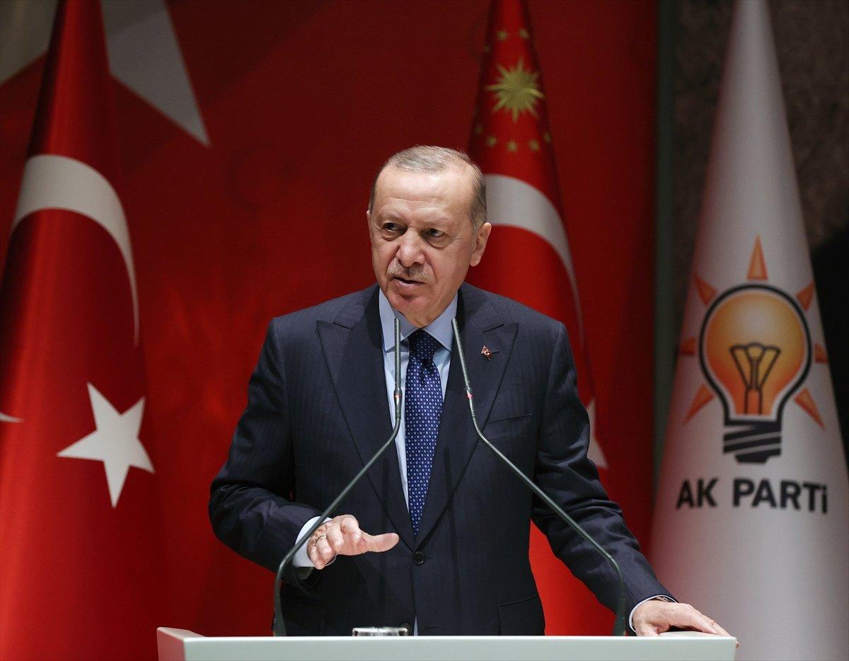 Cumhurbaşkanı Erdoğan, 3600 ek gösterge için tarih verdi #2