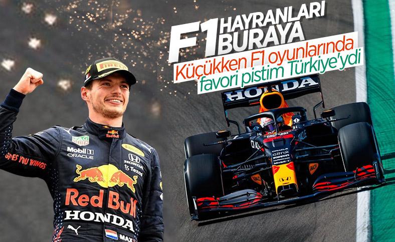 F1'in yıldızları Hamilton, Verstappen ve Alonso'dan İstanbul yorumu