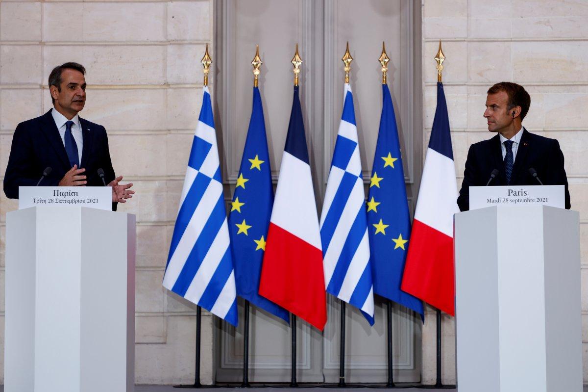 Kiryakos Miçotakis: Türkiye saldırırsa Fransa yardımımıza koşacak #1