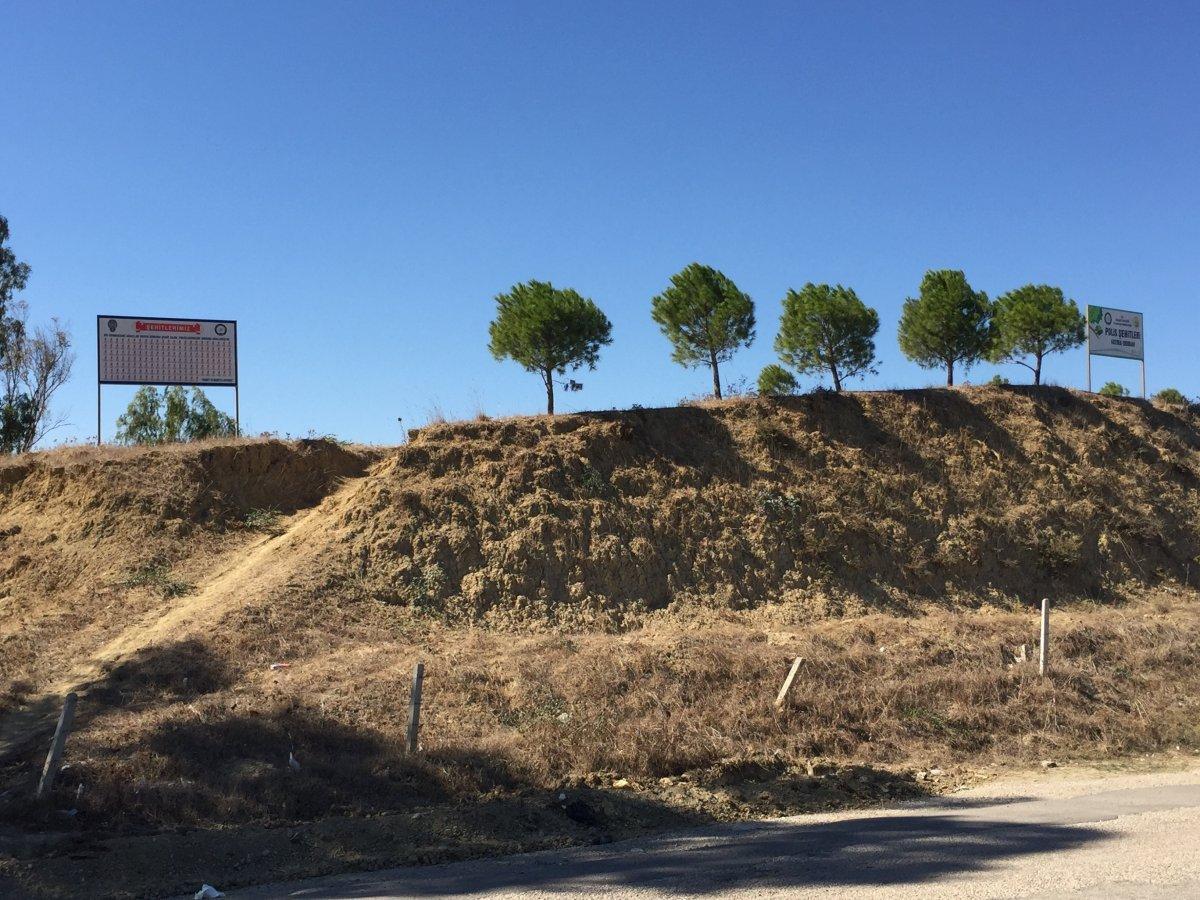Adana'da şehitler ormanını yakan zanlı, yangın çıkartırken yakalandı #10