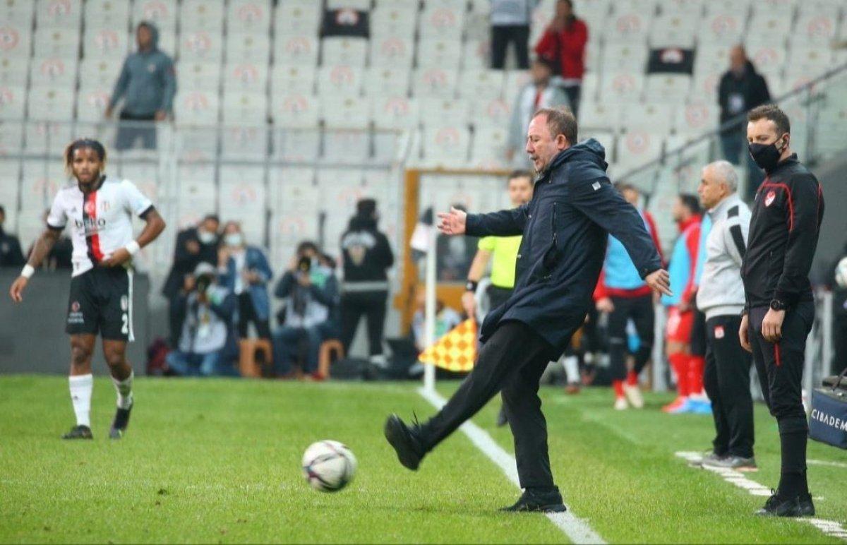 PFDK dan Sergen Yalçın a 1 maç ceza #1