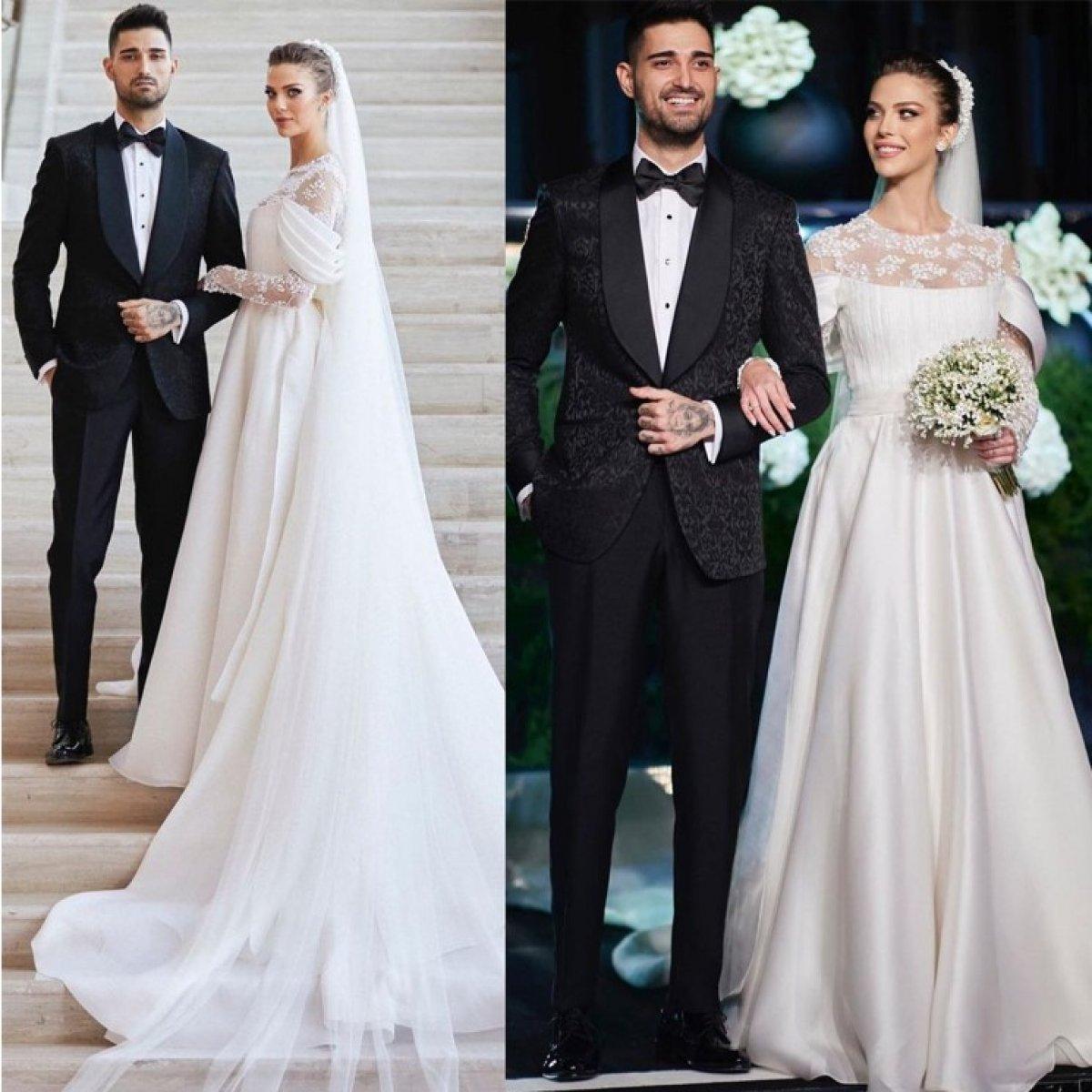 İdo Tatlıses, Yasemin Şefkatli ile evlendi #2