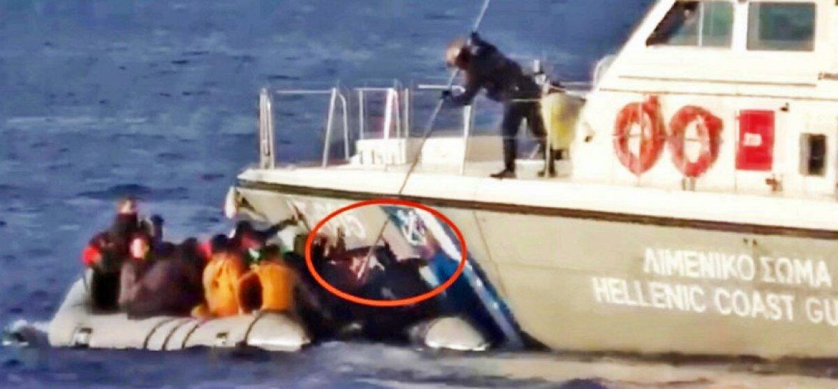 Avrupa Birliği nden göçmenlere işkence yapan Yunanistan a soruşturma istemi #1