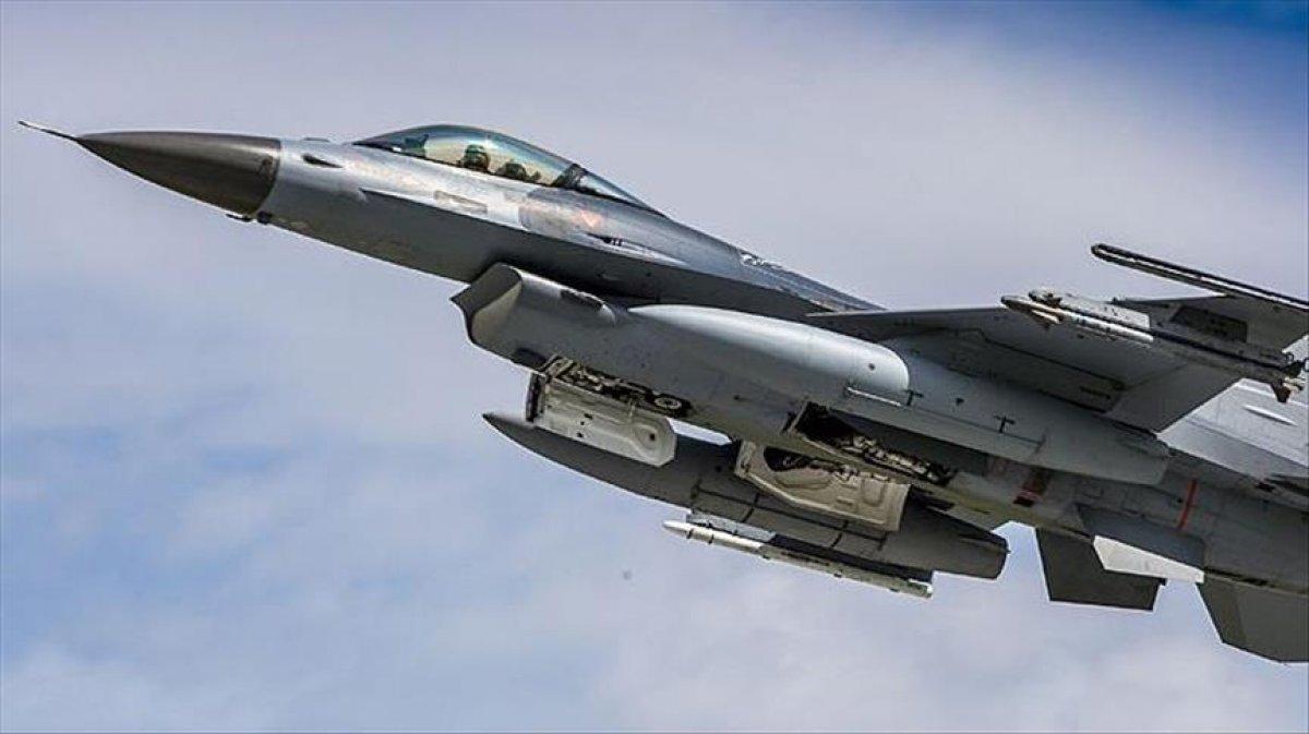 Türkiye, ABD'den F-16 ve modernizasyon kiti alacak #1