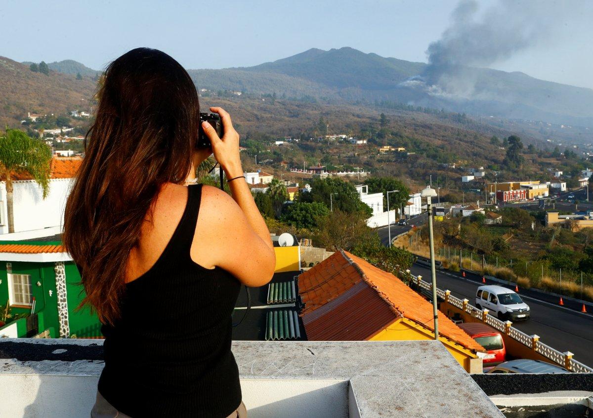 La Palma da lavlar 431 hektarlık alanı kapladı #3