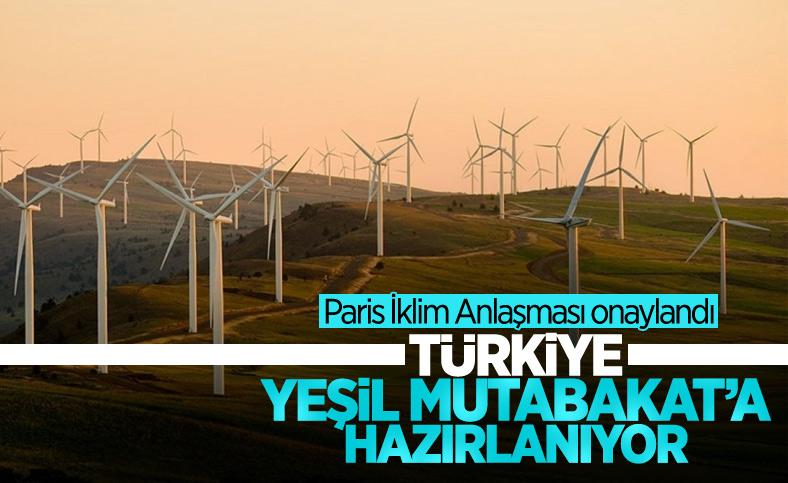 Paris Anlaşması'yla Yeşil Mutabakat'a uyum için birçok sektörde köklü değişim olacak