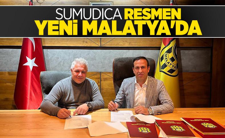 Yeni Malatyaspor, Marius Sumudica ile sözleşme imzaladı
