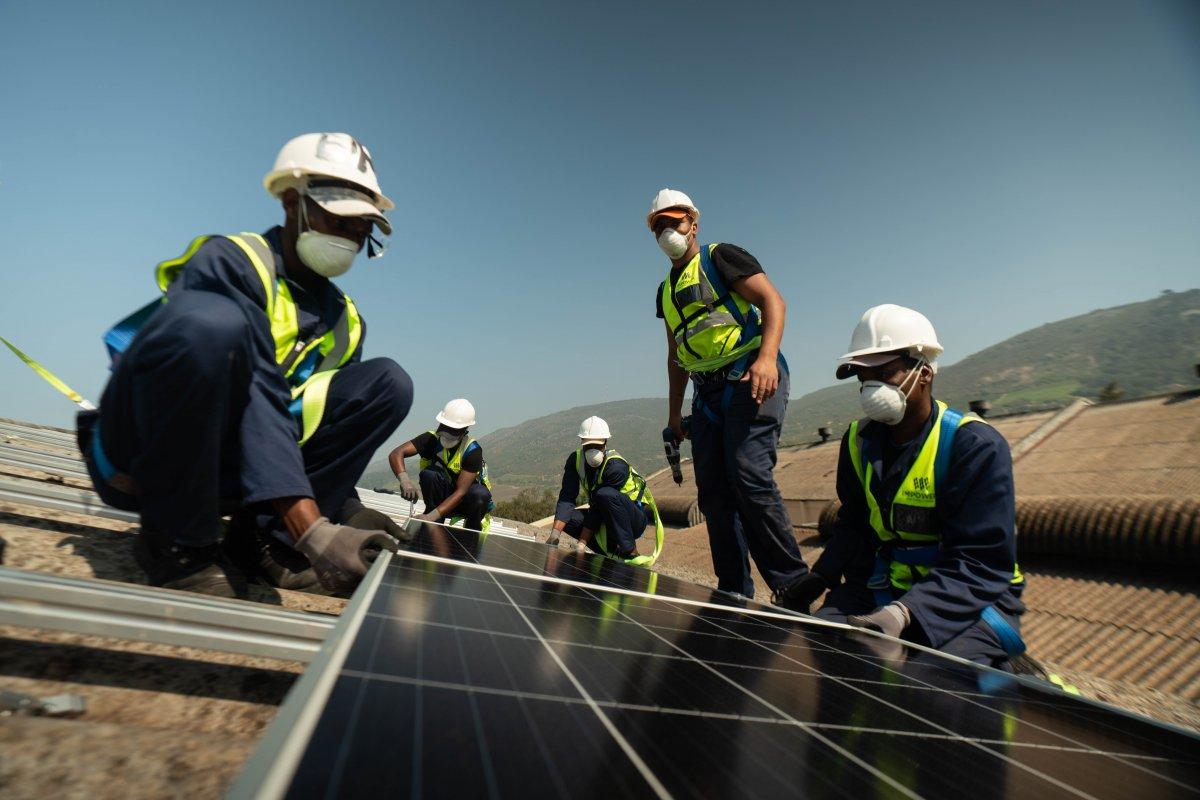 Paris Anlaşması yla Yeşil Mutabakat a uyum için birçok sektörde köklü değişim olacak #8