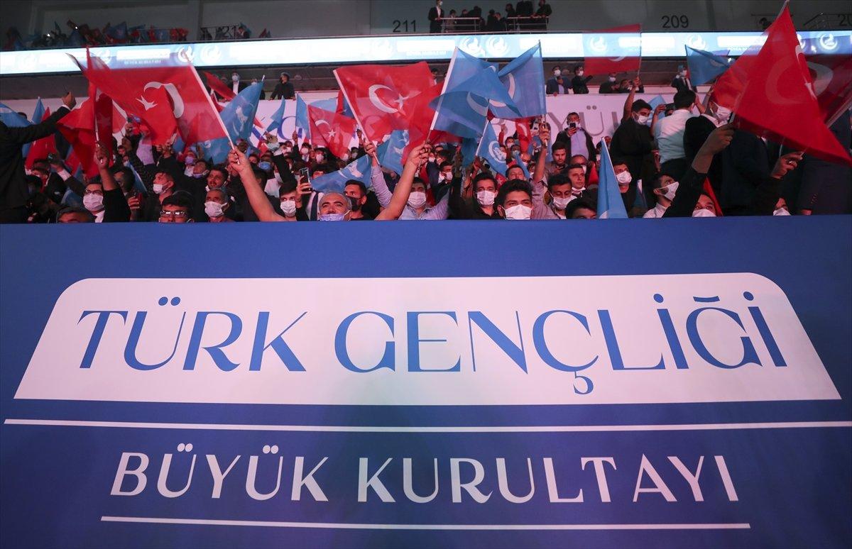Devlet Bahçeli nin Türk Gençliği Büyük Kurultayı konuşması #3
