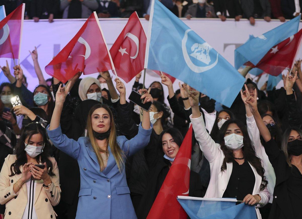 Devlet Bahçeli nin Türk Gençliği Büyük Kurultayı konuşması #5