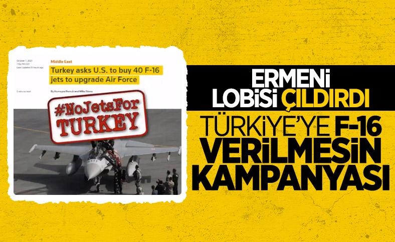 Türkiye'nin ABD'den istediği F-16'lara karşı Ermenistan harekete geçti