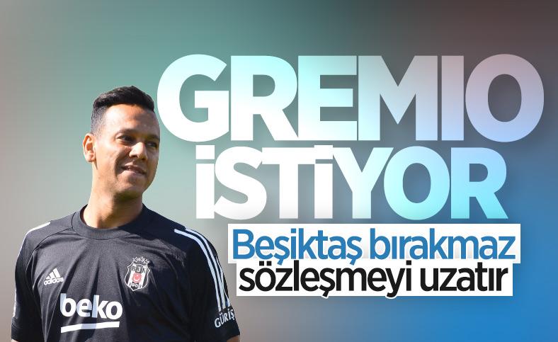 Beşiktaş'ta Josef de Souza'ya Gremio talip oldu