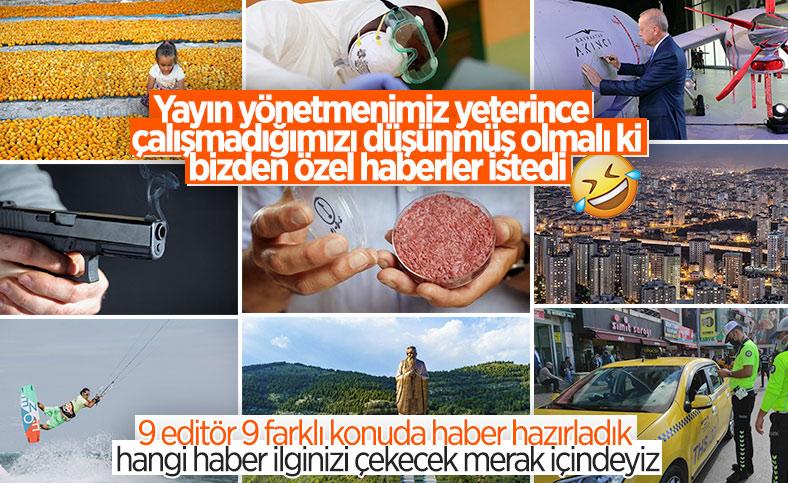 Türkiye'nin alternatif gündemi
