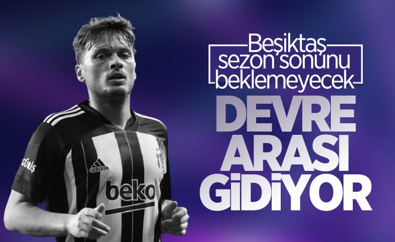 Beşiktaş, Ljajic'le devre arası yollarını ayırıyor