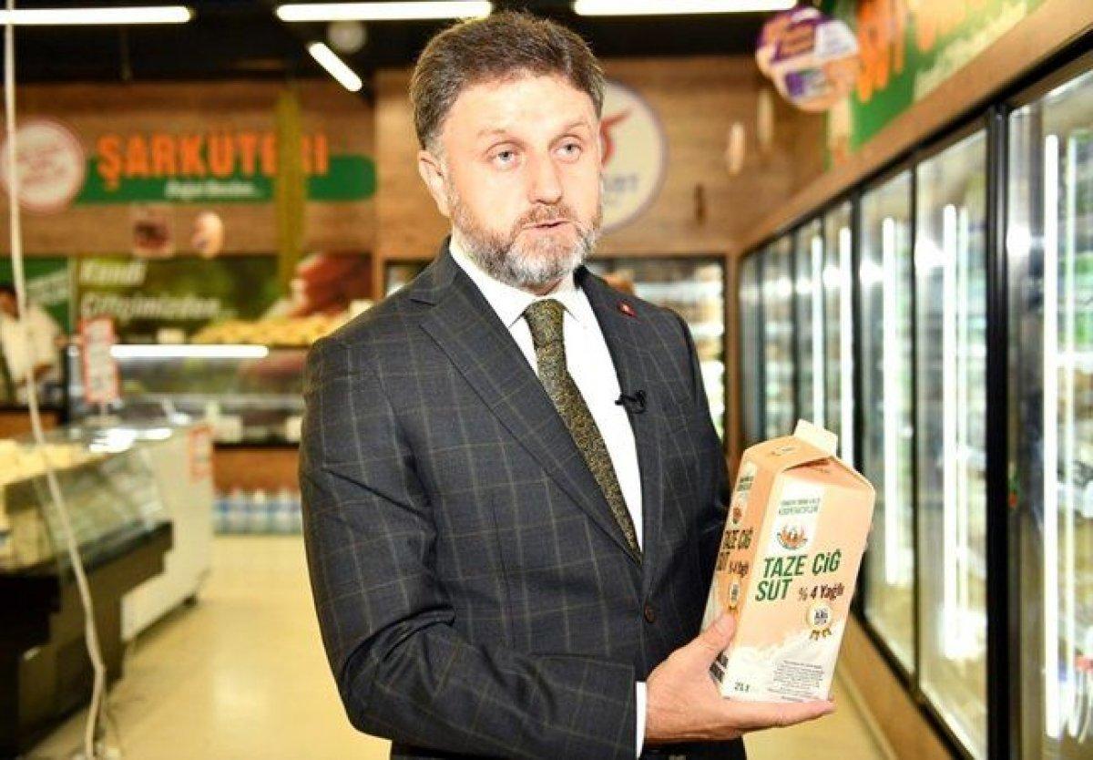 Tarım Kredi Kooperatifleri Genel Müdürü Fahrettin Poyraz dan maaş savunması #2