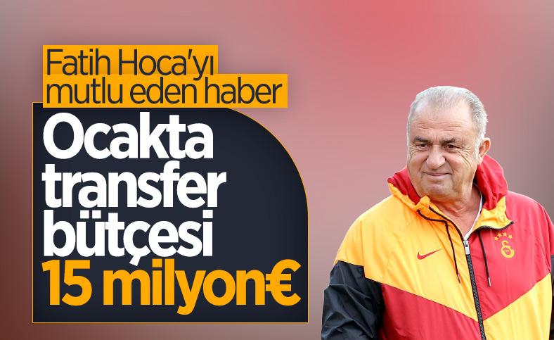 Burak Elmas'tan devre arası transferlerine 15 milyon euro
