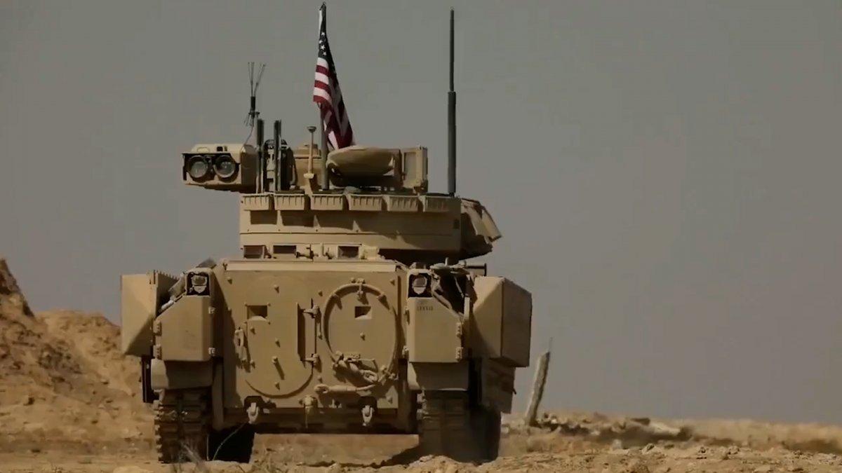 ABD, Suriye de PKK lılara verdiği eğitime devam ediyor #6