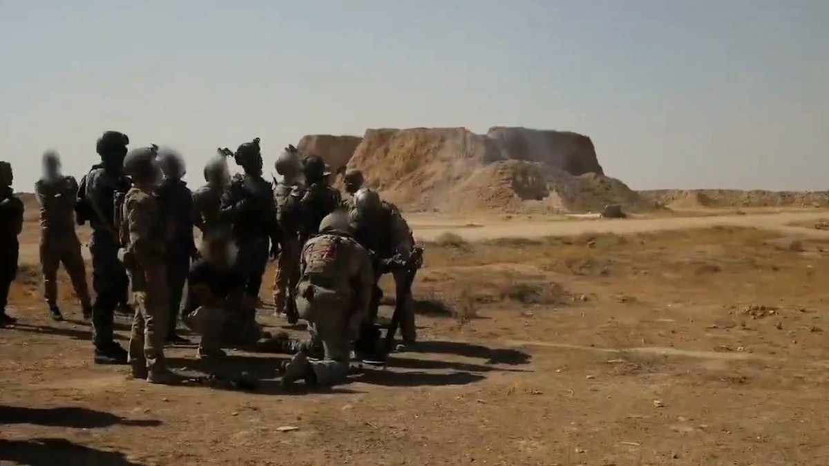ABD, Suriye de PKK lılara verdiği eğitime devam ediyor #5