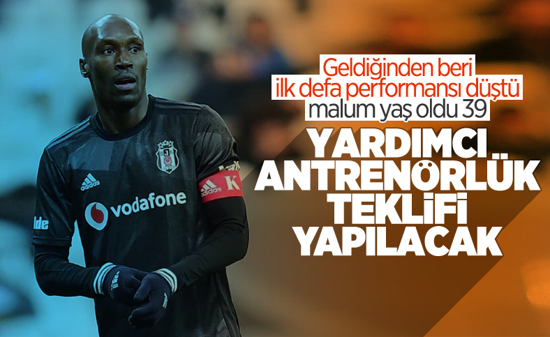 Beşiktaş'tan Atiba'ya antrenörlük teklifi