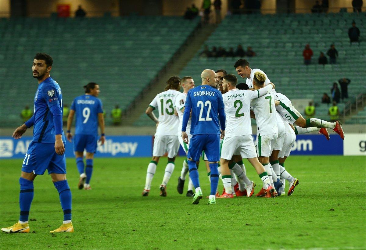 2022 FIFA Dünya Kupası Avrupa Elemeleri nde gecenin sonuçları #3