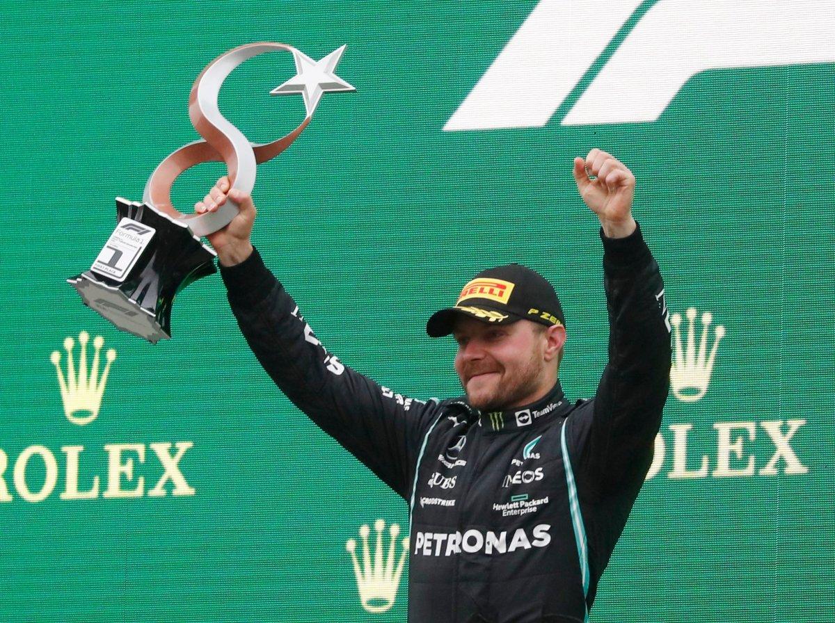 İstanbul Grand Prix sini Valtteri Bottas kazandı #5