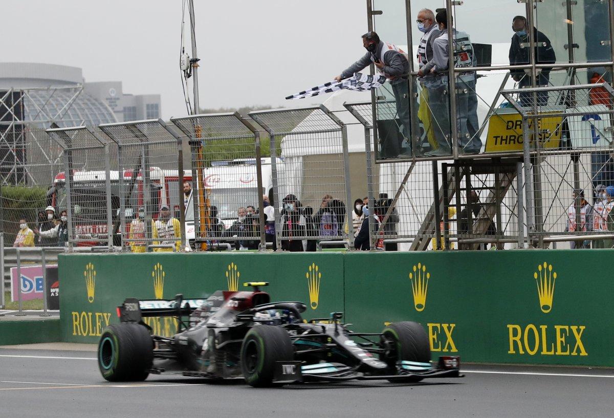 İstanbul Grand Prix ini Valtteri Bottas kazandı #7