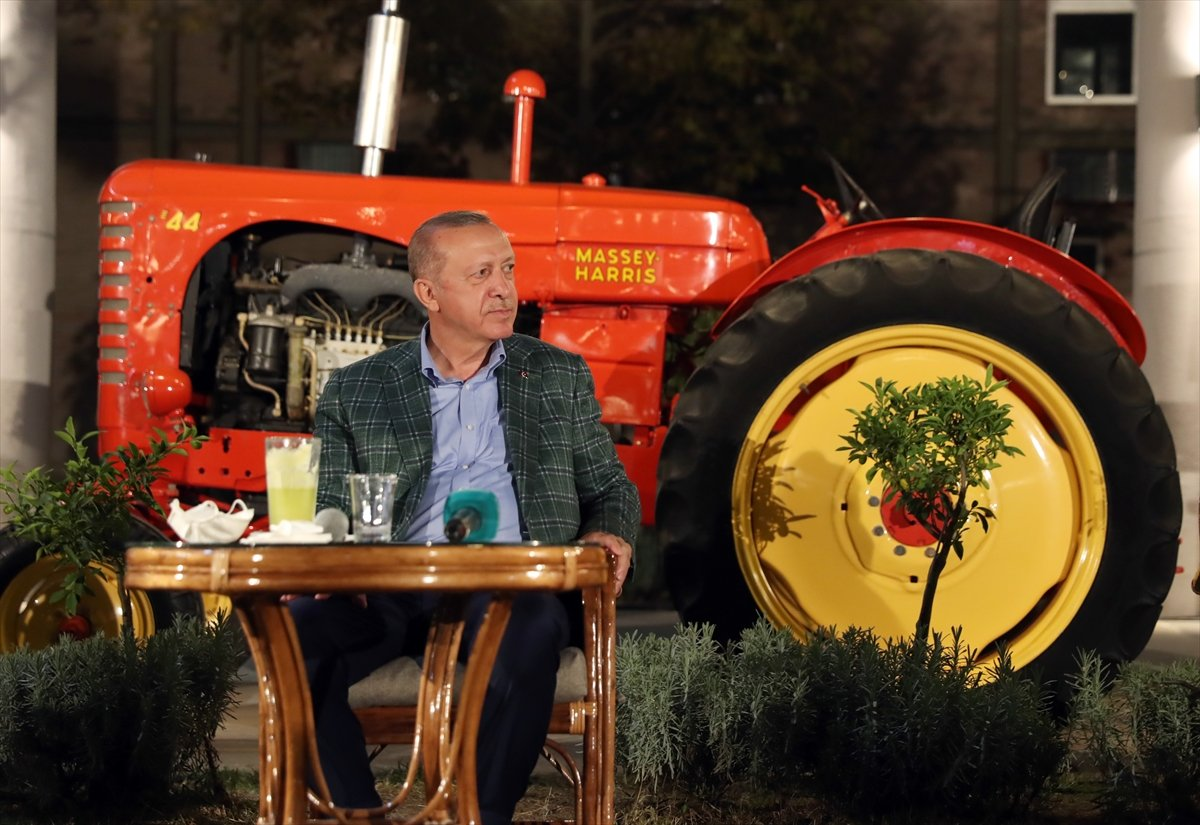 Cumhurbaşkanı Erdoğan, Adana da gençlerle buluştu #7
