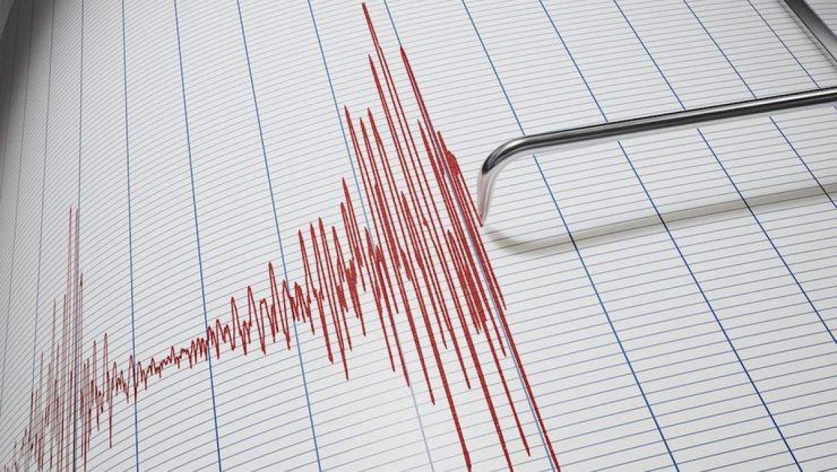 Van da 3 dakika arayla iki deprem meydana geldi #1