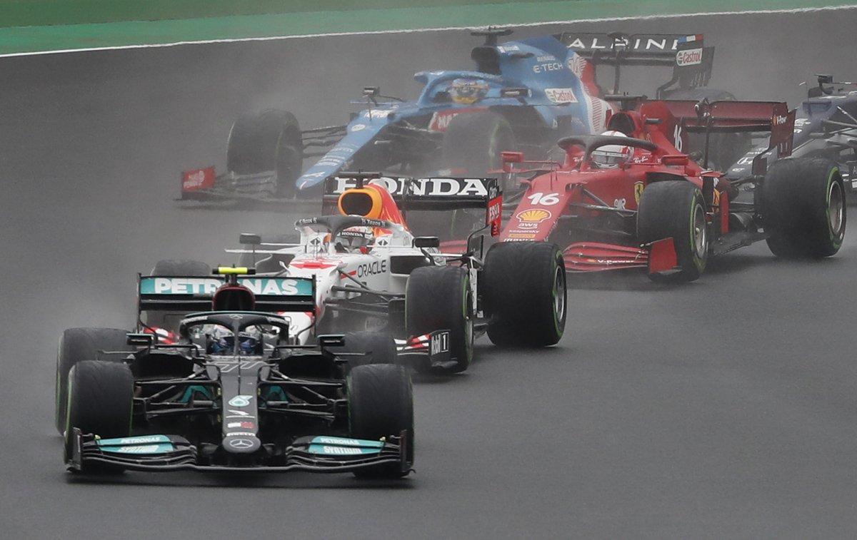 İstanbul Grand Prix i başladı #5