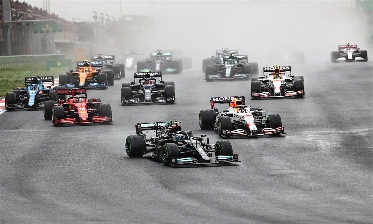 İstanbul Grand Prix sini Valtteri Bottas kazandı #1