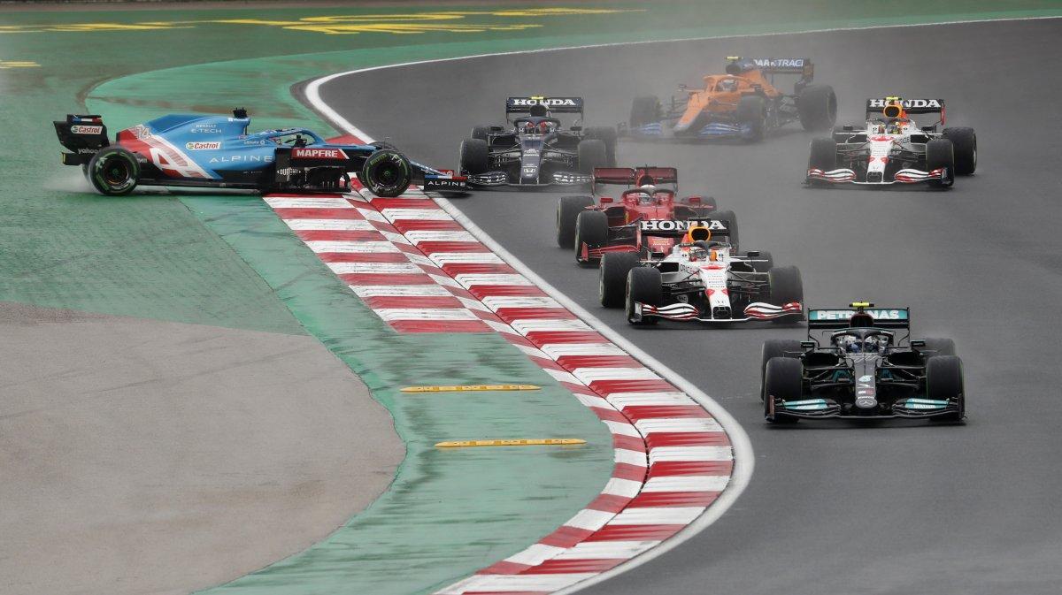 İstanbul Grand Prix i başladı #9
